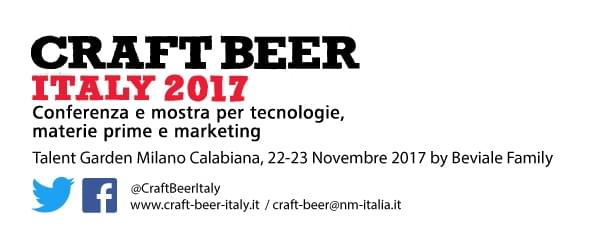 Craft Beer Italy banner